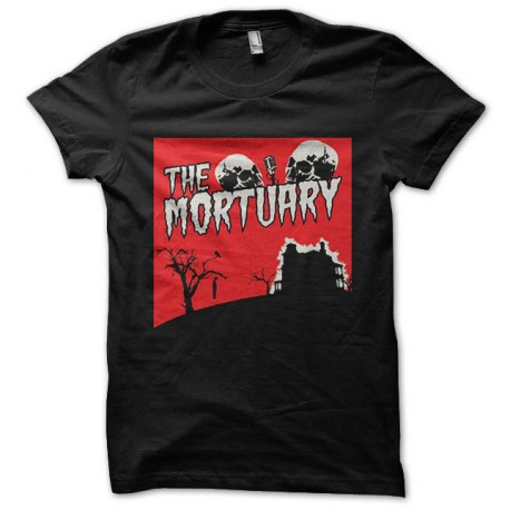 tee shirt the mortuary noir