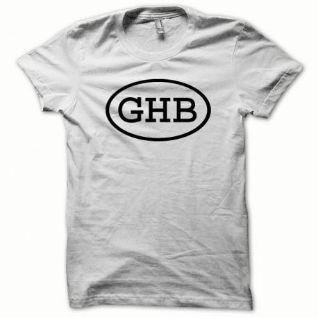 Tee shirt GHB noir/blanc