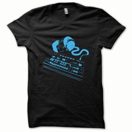 Tee shirt Roland TB-303 bleu/noir