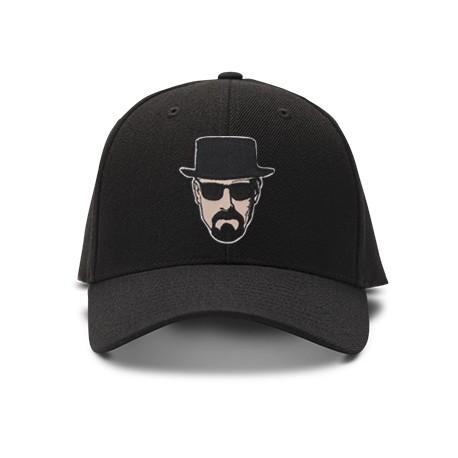 breaking bad Heisenberg hat embroidered 91ada44896a