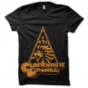 tee shirt clockwork orange special edition