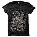 tee shirt charming motorcycle rally