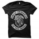 tee shirt black anchorman