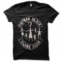 t-shirt orphan black cyclone club