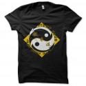 camiseta del club de lucha de Ying yang