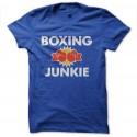 Adicto al boxeo t-shirt