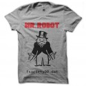 Mr robot f sociedad dat t-shirt