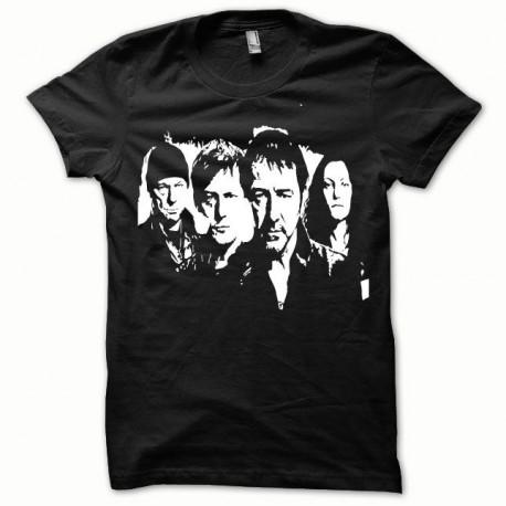 Tee shirt Narco blanc/noir