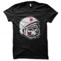 Astronauta comunista mono t-shirt