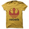 star wars rebel alliance logo t-shirt