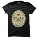 tee shirt stark biere game of thrones