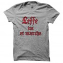 leffe and walk t-shirt