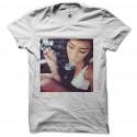 ganja girl t-shirt