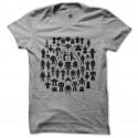camiseta robótica futuro