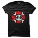 logo de Albator humor camiseta
