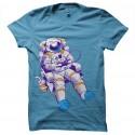 tee shirt astronaute gamer geek