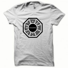 Dharma black / white t-shirt