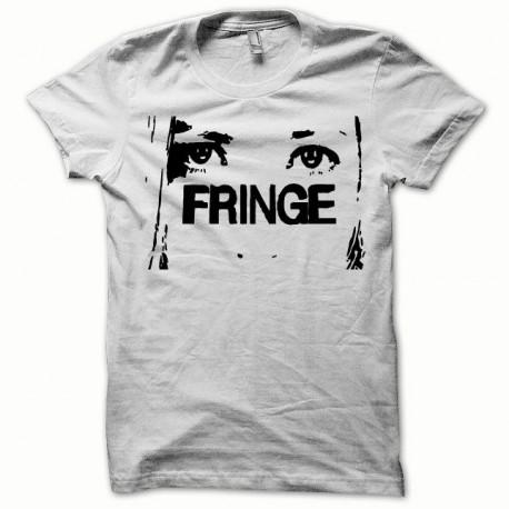 Tee shirt Fringe noir/blanc