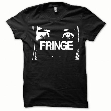 Tee shirt Fringe blanc/noir