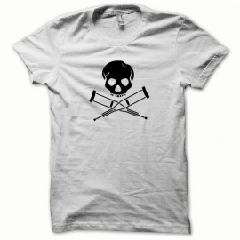 Tee shirt Jackass noir/blanc