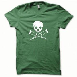 Shirt Jackass white / green bottle