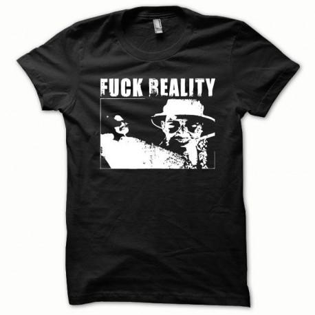 Tee shirt Las Vegas Parano blanc/noir