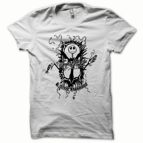 Tee shirt Jack noir/blanc
