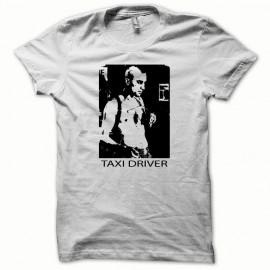 Tee shirt Taxi Driver noir/blanc