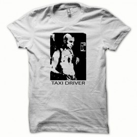 Shirt Taxi Driver Black / White