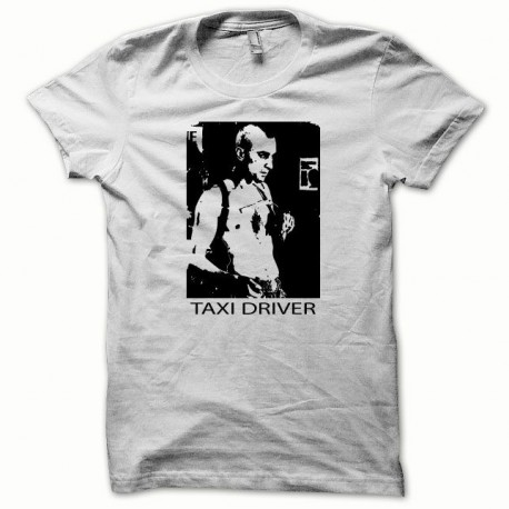 Shirt Taxi Driver Black / White