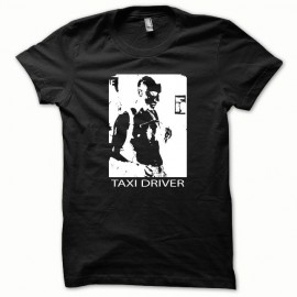 Shirt Taxi Driver white / black