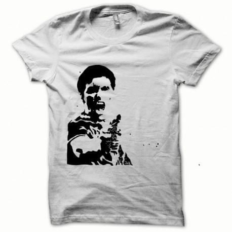 Tee shirt Scarface noir/blanc