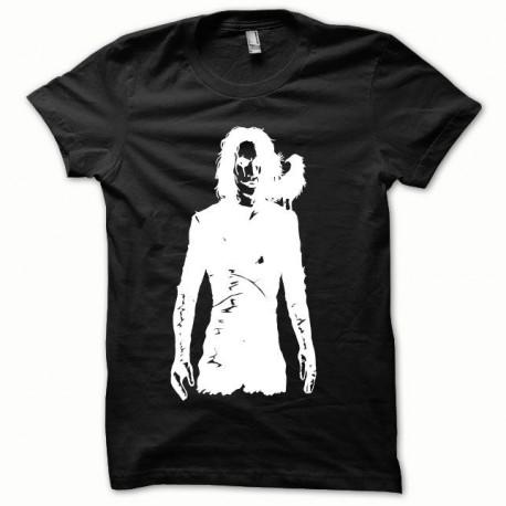 Tee shirt The Crow blanc/noir