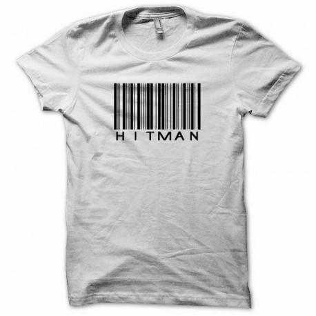 Tee shirt Hitman noir/blanc