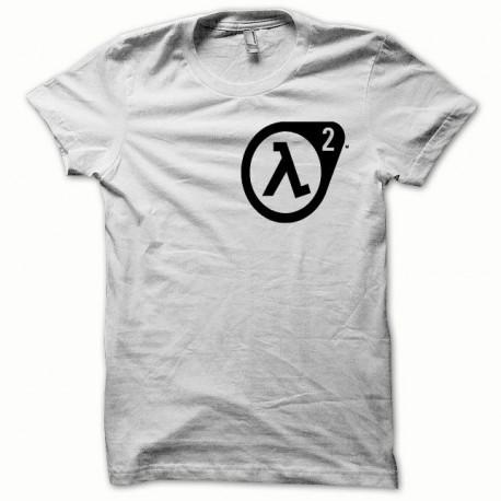 Tee shirt Half Life 2 noir/blanc