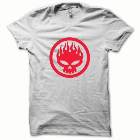 Tee shirt Offspring rouge/blanc
