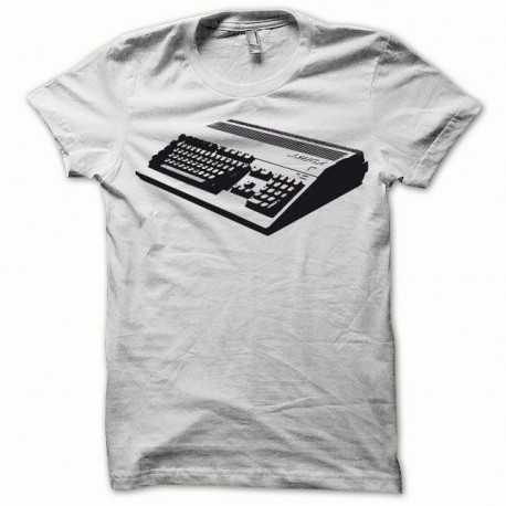Tee shirt Amiga noir/blanc
