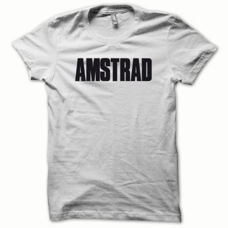 Tee shirt Amstrad noir/blanc