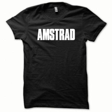 Tee shirt Amstrad blanc/noir