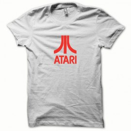 Tee shirt Atari rouge/blanc