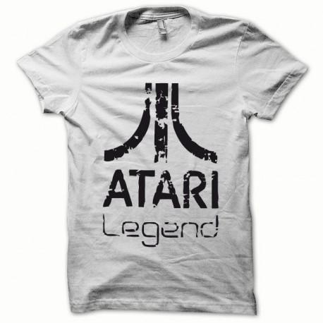 Tee shirt Atari Legend noir/blanc