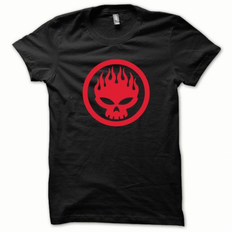 Tee shirt Offspring rouge/noir