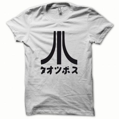 Tee shirt Atari Japon noir/blanc