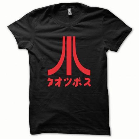 Tee shirt Atari Japon rouge/noir