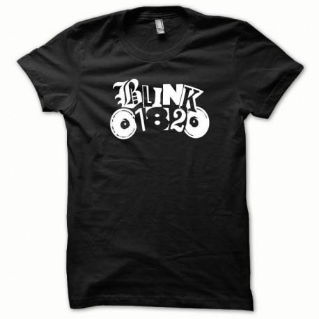 Tee shirt Blink 1820 Blanc/Noir