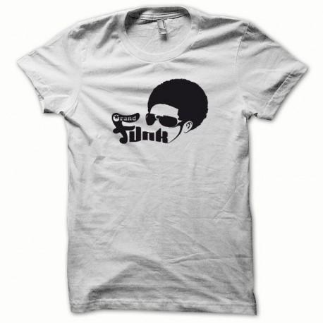 Tee shirt Funk noir/blanc