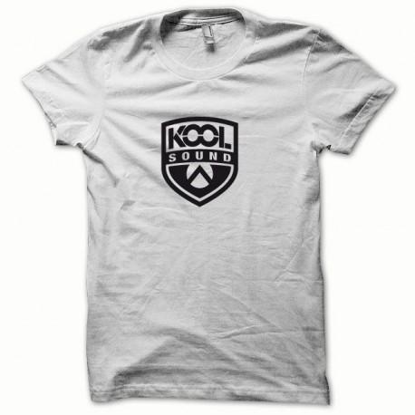 Tee shirt Kool Sound noir/blanc