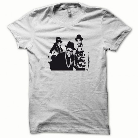 Tee shirt Run Dmc noir/blanc